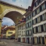 Untere Altstadt Bern. Das Mattequartier.