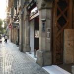 Street Entrance 2