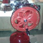 Berkel Modell 9. Schinkenschneidemaschine
