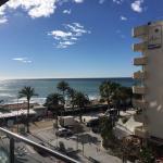 Perfecto fin de semana en Sitges, donde el Hotel Calipolis tubo mucho que ver... Vidtas desde mi