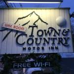 Town and Country Motor Inn Φωτογραφία