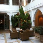 Photo de Riad Villa Blanche