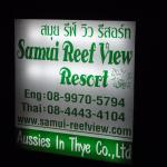 Samui Reef View Resort Bild