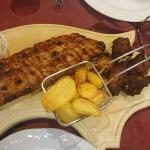 Gasthof Bruggler Restaurant Picture