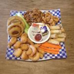 Land & Sea Platter