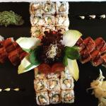 Sushi, 1+1 special offer