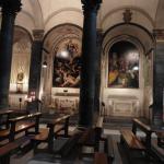 La navata destra