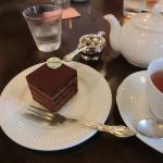 紅茶とケーキのブリジット。