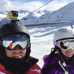 Parsenn Skigebiet Foto