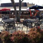 GIANT patio