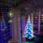 Christmas Eve View from our Atrium View room