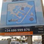 Benalmadena Puerto Marina Foto