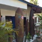 UXO center: large bombs