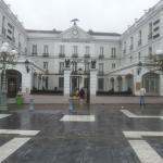 L'hôtel, le jour