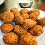 Best Daal Bhajia with Fresh Dodonut Chutney