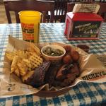 Dickey's southern pines