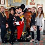 Meeting Mickey at Breakfast!