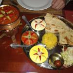 skopové a degustační talíř