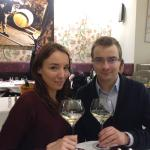 Try the Hungarian wines