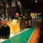 Le bar où opère Nabil