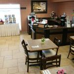 Complimentary breakfast included in the rate at Howard Johnson Toms River