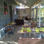 Intérieur - restaurant pizzéria