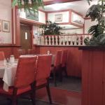Interior of Restaurant - Modern Cafe