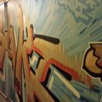 Art style of the Hostel on my floor