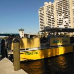 FORT LAUDERDALE, FL., USA. . Water Taxi