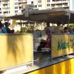 FORT LAUDERDALE, FL., USA. . Water Taxi,