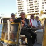 FORT LAUDERDALE., FL., USA. . Water Taxi,