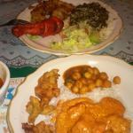 Shalimar lunch buffet