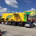 The Crayola experience at the Florida Mall