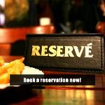 Online reservations available at www.expatsbar.cz