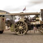 Tasmania's last Aveling and Porter traction engine