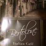 Bertolone Italian Cafe