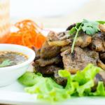 B B Q Pork (Moo Yang)