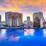 Swimming Pool At Admiral Premier Bangkok