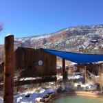Photo de Jemez Hot Springs: Home of The Giggling Springs