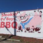 Foto de Smoking Po Boys BBQ Restaurant