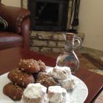 Delicions christmas cookies