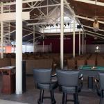 Le petit théâtre du Barcelo Bavaro Beach, celui de l'hôtel à côté est 4-5 fois plus grand.