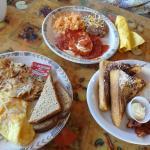 Three kinds of Breakfast Specials