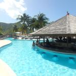 Foto de St. Lucian by Rex Resorts