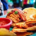 Chorizo Gravy Burger
