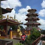 Sapta Ratna Pagoda