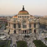 Palacio de Bellas Artes (Palast der Schönen Künste) Foto