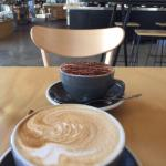 Flat White and Cappuccino