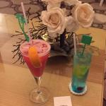 die Cocktails - sehr lecker
