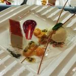 مطعم أربيل للمأكولات الشرقية :Arbil Orientalische Speisen Munich . Germany  Dessert